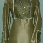 Order jahitan blouse Ibu Ermida di Pekanbaru