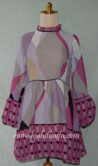 jahitan blouse 2