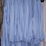Order jahitan blouse seragam kantor dari Ibu Dina di Tenggarong
