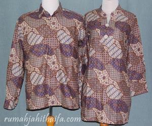 Baju Batik Rumah Jahit Haifa Part 3