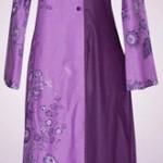Order jahitan gamis seragam pengajian dari Sumbawa