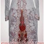 finished : kebaya pengantin mb Wiwie di Jakarta