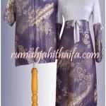 Sarimbit batik halus Ibu Akifah di SumBar