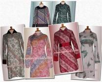 blouse batik ibu yustia