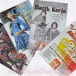 buku-buku model busana batik untuk kerja+akuntansi ^^