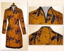 Coat batik full tricod full furing hero Ibu Dina