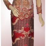 Kebaya pengantin Mba Dila di Jakarta (1)