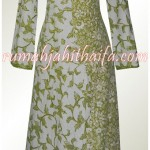 Gamis batik encim dan lasem Ibu Listya