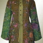 Jaket atau blazer batik ya