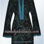 2 blazer tenun dan 2 blouse batik order jahit Ibu Riene Vera