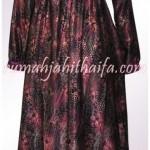 Order jahitan seragam batik untuk keluarga besar Ibu Astri di Semarang