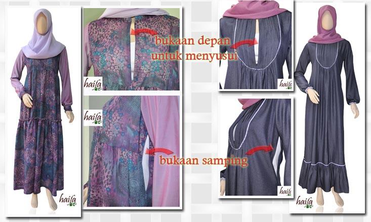 New Gamis Hamil Dan Ibu Menyusui Di Toko Busana Muslim Online