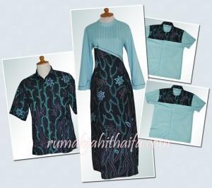 Sarimbit batik order jahitan customer RJH