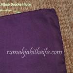 Katalog warna Jilbab Segiempat double hicon Haifa