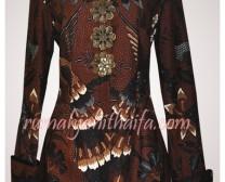 Blouse batik Ibu Erma