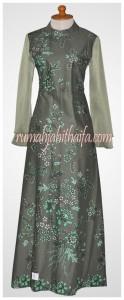 gamis batik Ibu Listya 1