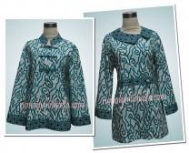 blouse batik depkeu