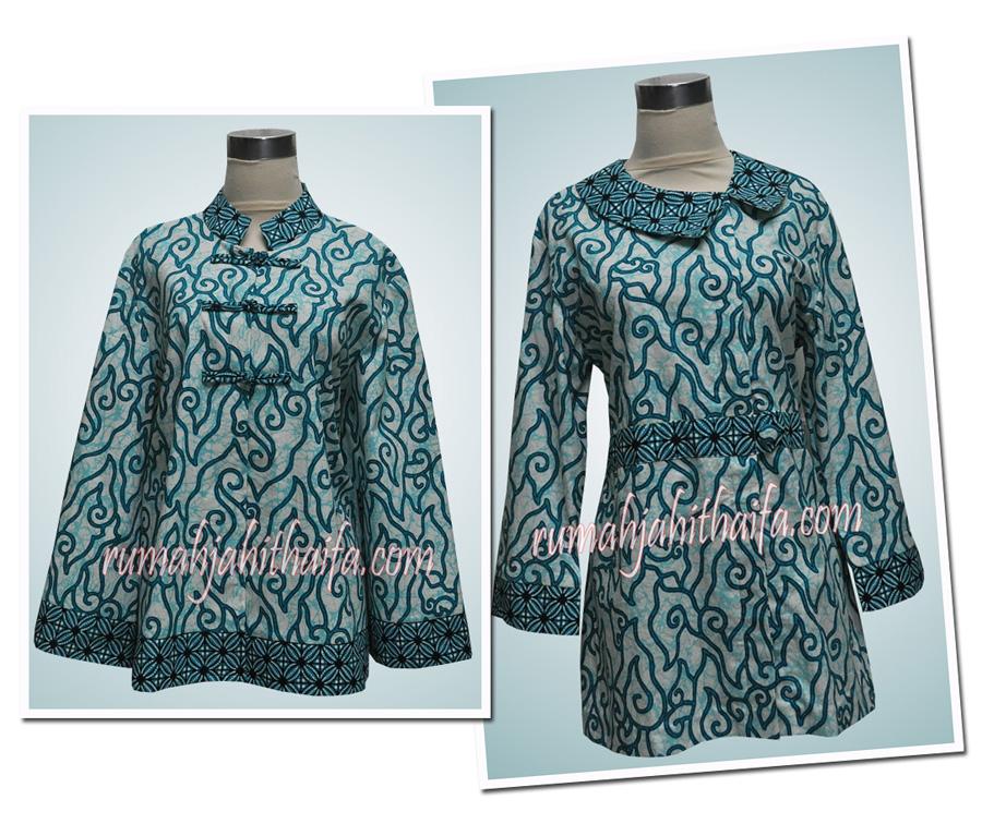 Related to MODEL BATIK ATASAN | Model Baju Batik Modern