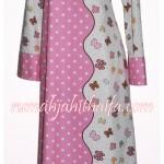 Gamis dan blouse batik Ibu Widya di Graha Bintaro