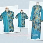 Sarimbit batik Manchester City :) Ibu Indiah di Tangerang