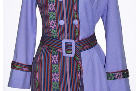 Home Page › Photo › Blazer dari kain Tenun Ibu Siska di Kupang