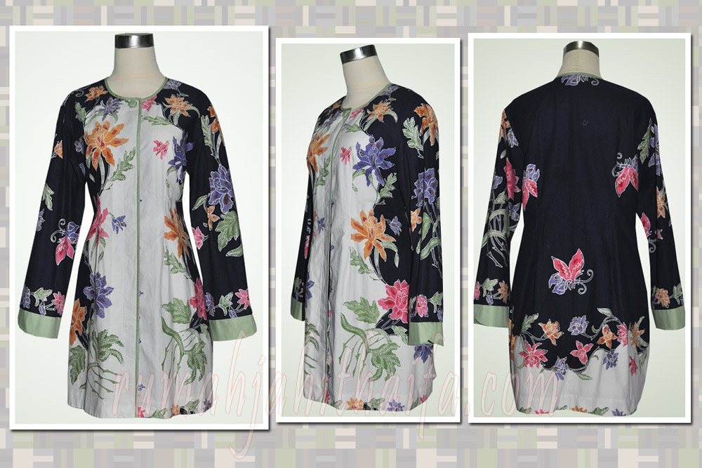 Baju blouse bandung peach chevron blouse Suplier baju gamis remaja harga pabrik bandung