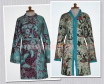 blus batik tulis