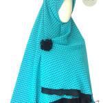 Jilbab semi instan/Bergo Haifa tersedia sekarang, motif-motif cantik ^^