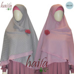 Bergo bolak – balik atau 2 sisi Haifa – Now Available