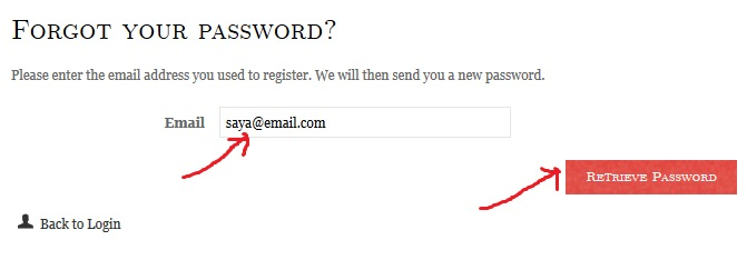 retrievepassword