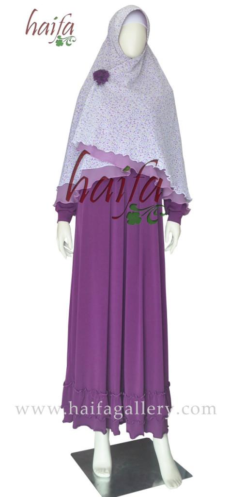 Tren gamis wanita 2014 tips membeli gamis terbaru yang Model baju gamis terbaru lebaran 2014