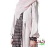 Gamis batik haifa (Pre Order)