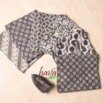 Kain batik cap asli, siap jahit by RJH | Rumah Jahit Haifa
