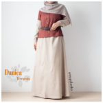 Gamis OfficeLook by inayalooks