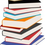 Koleksi buku-buku tentang dunia jahit yang aku punya
