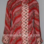 Jahit blouse dan kemeja batik Mbak Yusie@Serpong