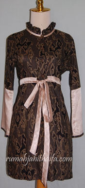 blouse batik cap motif megamendung