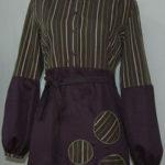 Proyek remade blouse Mbak Shopie@Jakarta 1 – 3