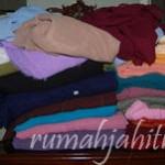 Mengapa harus membeli jilbab double hicon di RJH ?