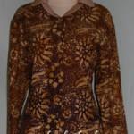 Jahitan 2 blouse batik Ibu Tami di Jak-Pus