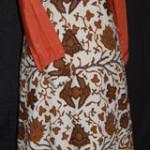 Jahitan 2 gamis batik & 1 blouse Ibu Yutanti di Jakarta