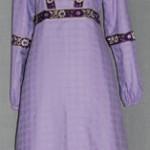 Order jahitan gamis kedua dari Ibu Siti R di Jatim