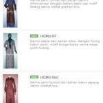 cara RJH memilih kode baju