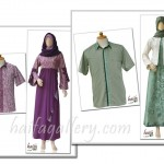 Produk sarimbit keluarga Haifa terbaru di toko online kami