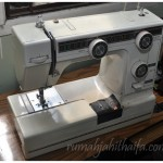 Memilih mesin jahit untuk jahitan rumah/home sewing
