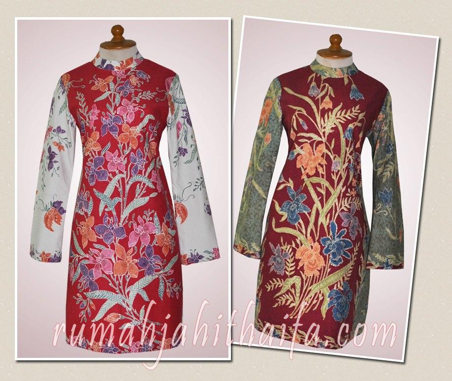 blouse batik Ibu Listya