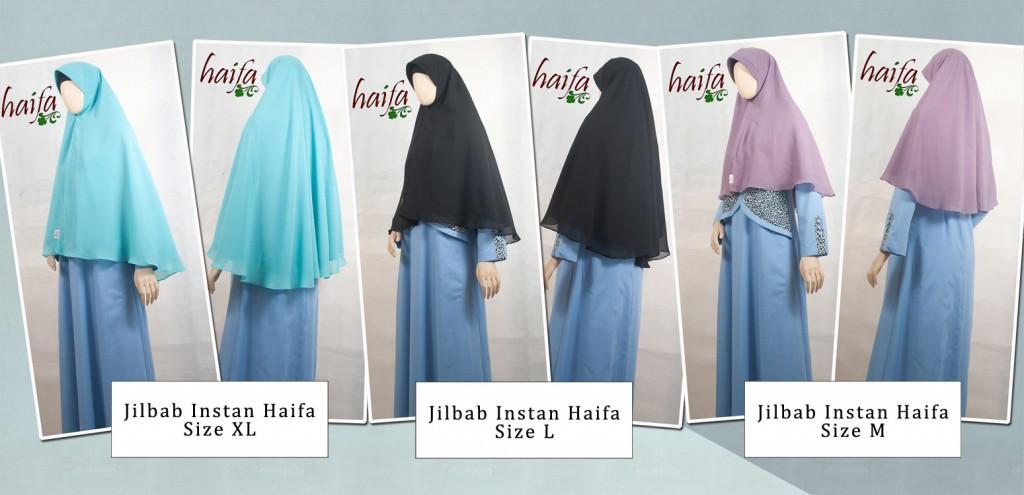Jilbab-Instan-Haifa-size-comparison