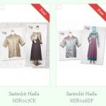 5 set sarimbit haifa terbaru, khusus untuk menghadiri acara formal