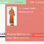 Ongkos kirim/Shipping di haifagallery.com