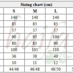 Berapa panjang baju Haifa size S,M,L,XL ??